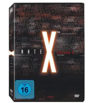 Akte X - Season 2 Collection [7 DVDs]