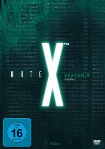 Akte X - Season 9 Collection [7 DVDs]