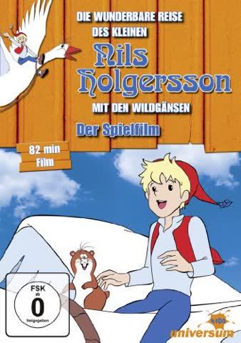 Die wunderbare Reise des kleinen Nils Holgersson mit den Wildgänsen - Der Spielfilm