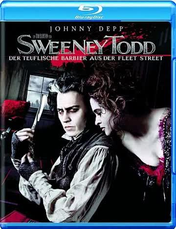 Sweeney Todd - Der teuflische Barbier aus der Fleet Street [Blu-ray]