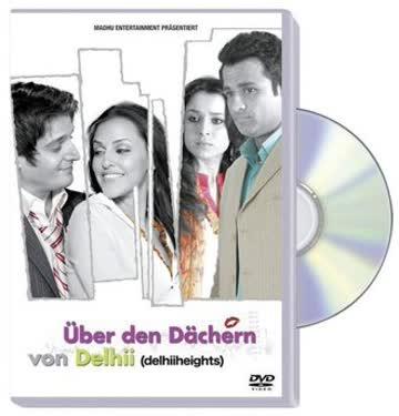Über den Dächern von Delhii - Delhii Heights [DVD] (2008) Jimmy Shergill