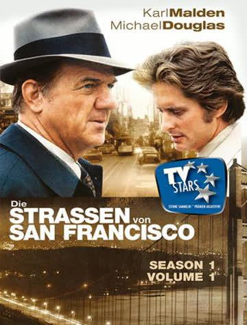 Die Straßen von San Francisco - Season 1, Volume 1 [4 DVDs]