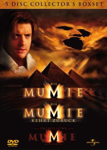 Die Mumie / Die Mumie kehrt zurück (Collector's Box) [5 DVDs]
