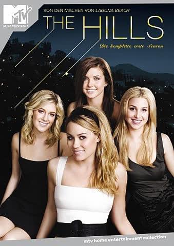 The Hills - Die komplette erste Season [3 DVDs]