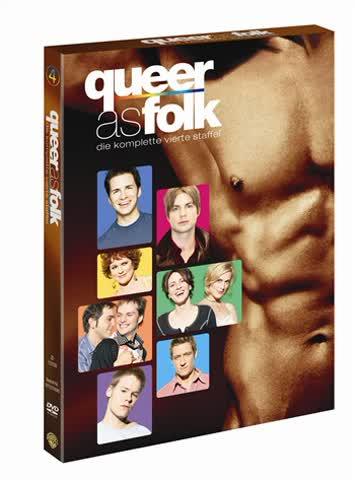 Queer as Folk - Die komplette vierte Staffel [4 DVDs] [Limited Edition]