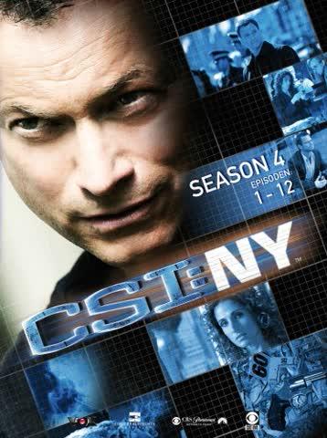 CSI: NY - Season 4.1 [3 DVDs]