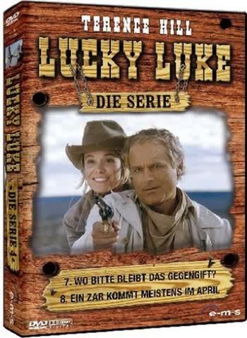 Lucky Luke/Serie 4 [Import allemand]