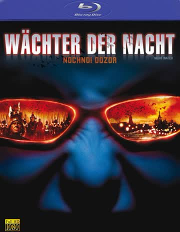 Wächter der Nacht - Nochnoi Dozor [Blu-ray]