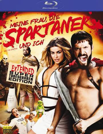 Meine Frau, die Spartaner und ich (Extended Version) [Blu-ray]