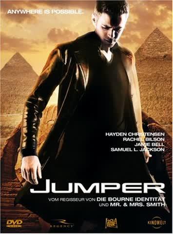 Jumper [Special Edition] [2 DVDs]