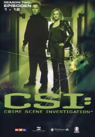 CSI: Crime Scene Investigation - Season 2.1 (Amaray) [3 DVDs]