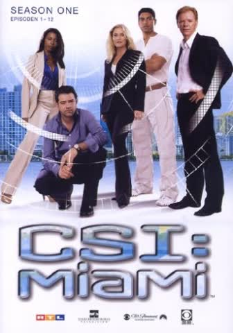 CSI: Miami - Season 1.1 (Amaray) [3 DVDs]