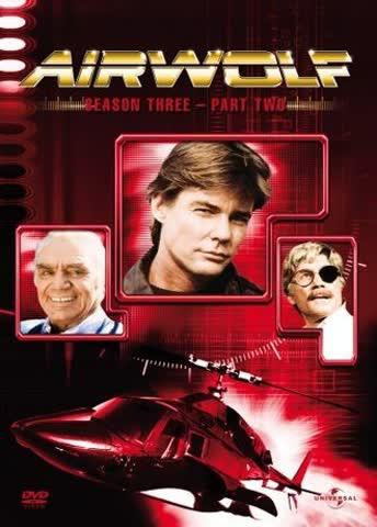 Airwolf - Season 3.2 [3 DVDs]