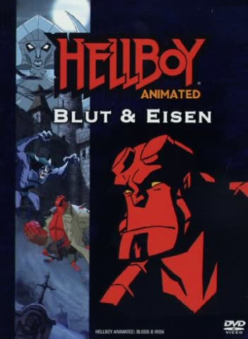 Hellboy Animated: Blut & Eisen