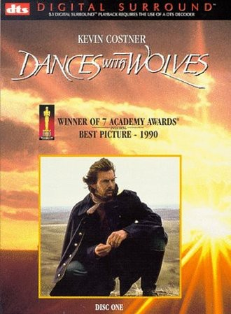 Dances with Wolves - DTS