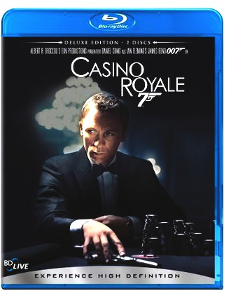 James Bond 007 - Casino Royale [Blu-ray]  [Deluxe Edition]