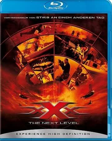BLU-RAY XXX: THE NEXT LEVEL