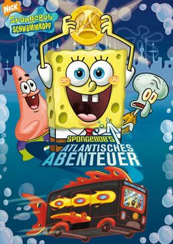 SpongeBob Schwammkopf - SpongeBobs atlantisches Abenteuer