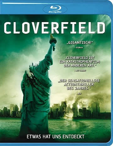 CLOVERFIELD - MOVIE