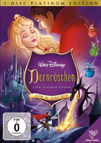 DVD Dornröschen