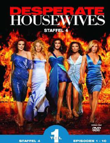 Desperate Housewives - Staffel 4, Teil 1 [3 DVDs]