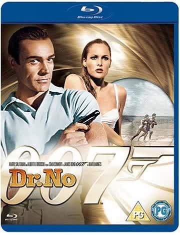 Dr. No [Blu-ray] [1962]