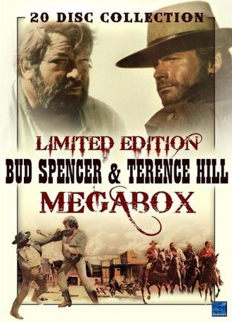 Bud Spencer & Terence Hill Megabox- Limited Edition (20er DVD Box) [Collector's Edition]