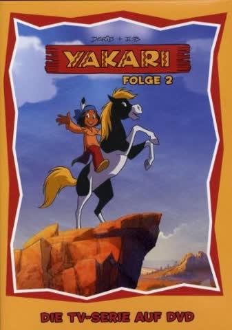"""Yakari - """"Der Fluss des Vergessens"""" - Folge 2, Die DVD zur TV-Serie"""