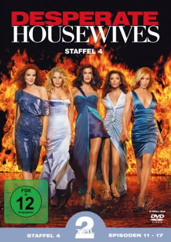 Desperate Housewives - Staffel 4, Teil 2 [2 DVDs]