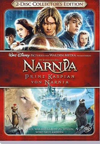 DVD Die Chroniken von Narnia - Prinz K..[SE] [2DVDs] [Import allemand]