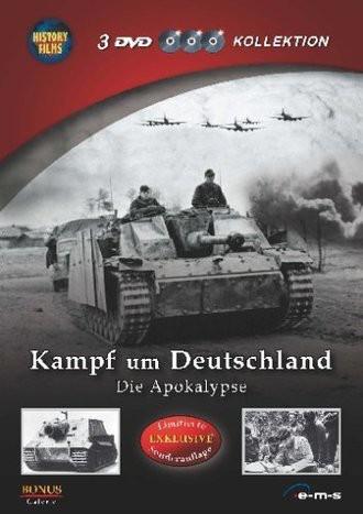 Kampf um Deutschland - Die Apokalypse (3 DVDs)