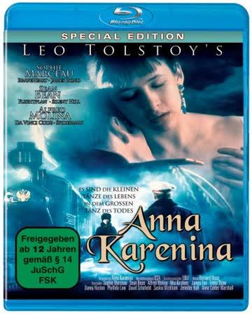 Anna Karenina (1997) ( Leo Tolstoy's Anna Karenina ) (Blu-Ray)