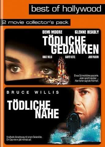 Best of Hollywood - 2 Movie Collector's Pack: Tödliche Gedanken / Tödliche Nähe (2 DVDs)