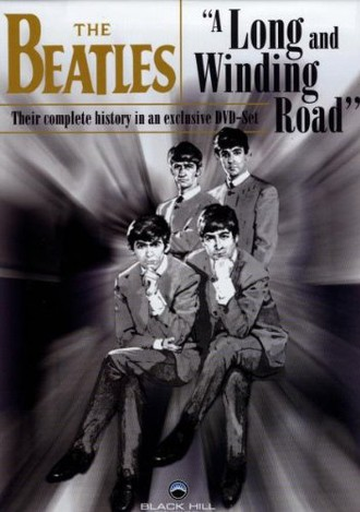 The Beatles - A Long and Winding Road (4 DVDs)