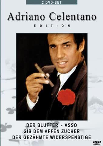 Adriano Celentano Edition [2 DVDs]