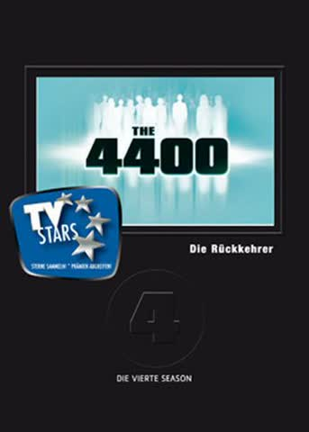 The 4400 Season 4 [4 DVDs]