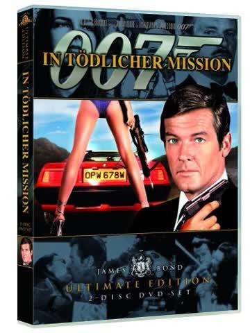 James Bond 007 - In tödlicher Mission [2 DVDs]
