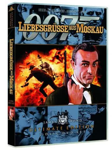 James Bond 007: Liebesgrüße aus Moskau (Ultimate Edition) [2 DVDs]