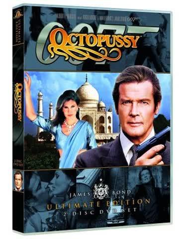James Bond - Octopussy [2 DVDs]