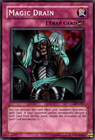 Pharaoh's Servant - Magischer Abfluss