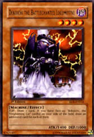 Rise of Destiny - Dekoichi die Kampfdampflok