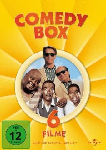 Comedy Box [2 DVDs]