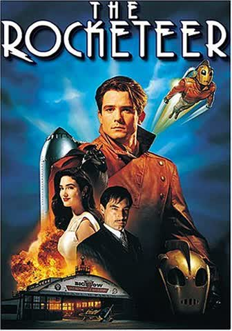 Rocketeer [DVD] [Region 1] [NTSC] [US Import]