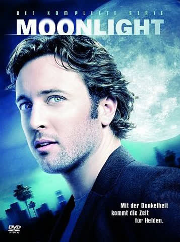 Moonlight - Die komplette Serie (4 DVDs)