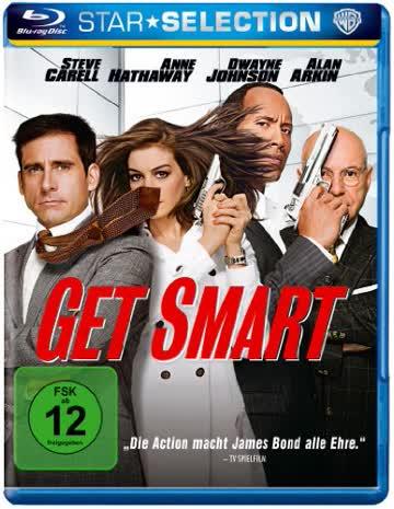 Get Smart [Blu-ray]