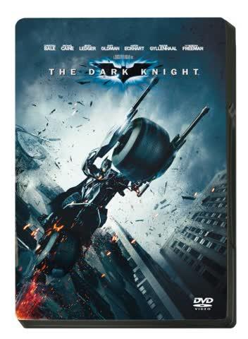 Dark Knight - Steelbook