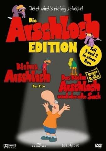 Die Arschloch Edition [2 DVDs]