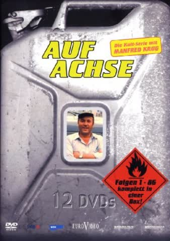 Auf Achse - Die Gesamtbox [12 DVDs]