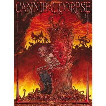 Cannibal Corpse - Centuries of Torment: The First 20 Years [3 DVDs]