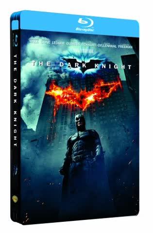 Batman - The Dark Knight (im hochwertigen Steelbook) [Blu-ray]